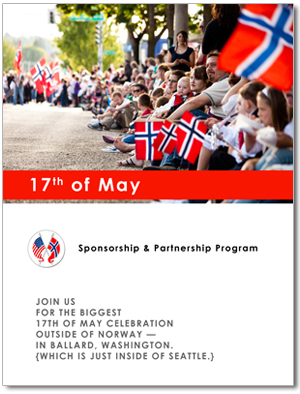 Sponsorship & Partnership Program